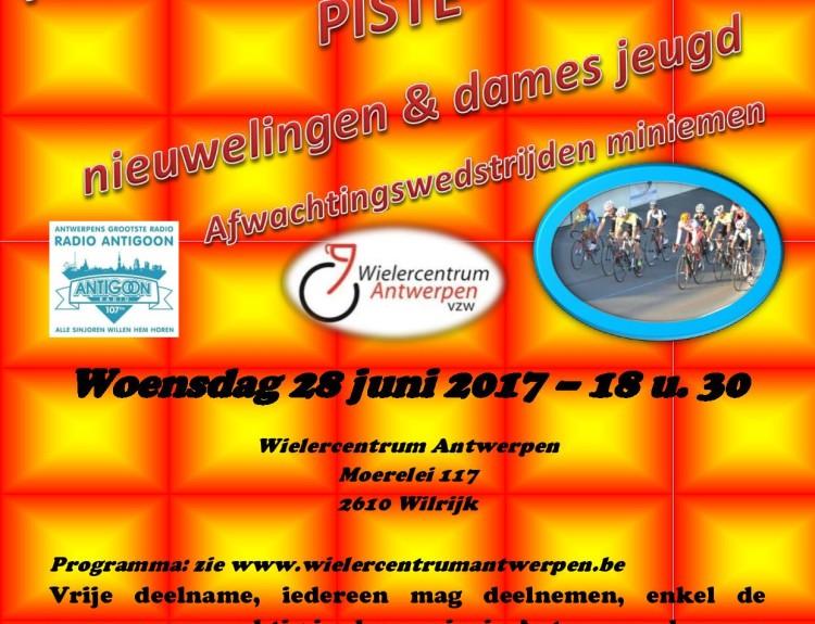 affiche PK  nieuwelingen + dames jeugd 30 juni 2017-page-001